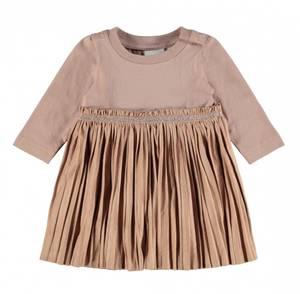 Bilde av Name it, Nbfomette lys brunrosa kjole