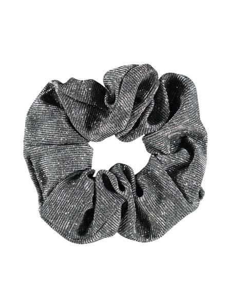 Name it, Nkfacc-kise sølvglitrete scrunchie